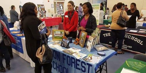 Mocha Moms Education Fair