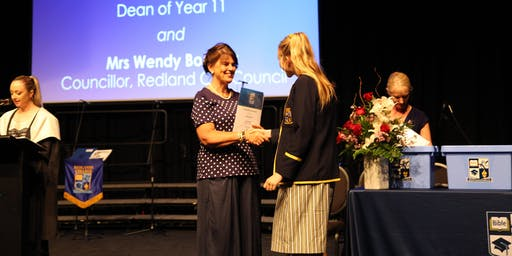Redlands College Senior School Awards Night