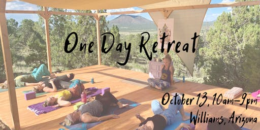 Autumn Ease One Day Self Care Retreat