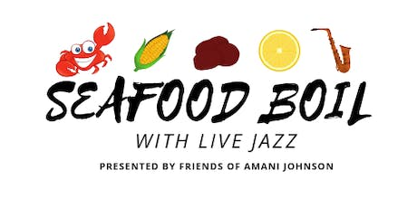 All You Can Eat Seafood Boil with LIVE Jazz! tickets