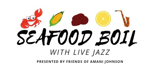 All You Can Eat Seafood Boil with LIVE Jazz!