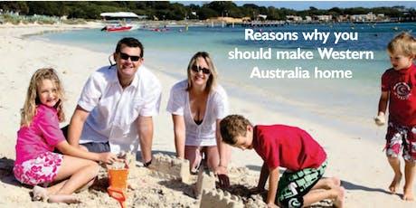 Why Choose Regional Australia - Down Under Live, London tickets