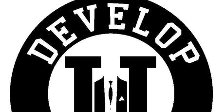 Develop University Presents: ManUp tickets
