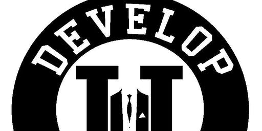 Develop University Presents: ManUp
