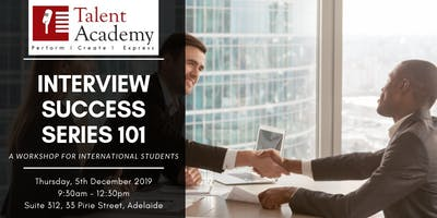 Ace your  Job Interviews in Australia  (The how to guide)