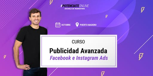 Curso de Marketing Digital para Facebook e Instagram Ads