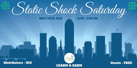 TDGN STATIC SHOCK Saturday Training, Recognition and Business Launch tickets