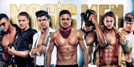 Magic Men Sydney - Saturday 2nd November tickets