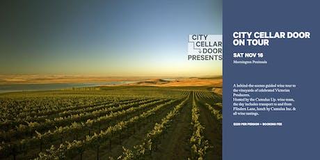 City Cellar Door presents On Tour - Mornington Peninsula tickets