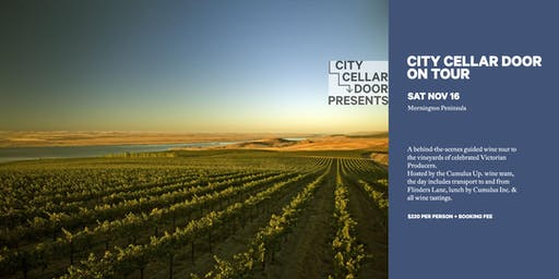 City Cellar Door presents On Tour - Mornington Peninsula