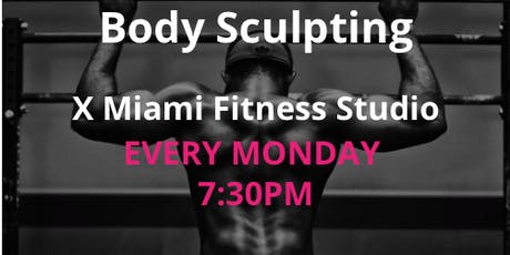 Body Sculpting Workout by Stay Golden Miami  tickets