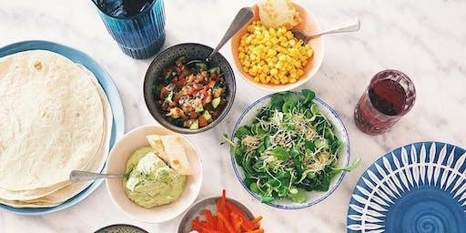 Vegan Cooking Demo: Mexican Comfort Food