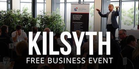 Kilsyth Free Business Event tickets