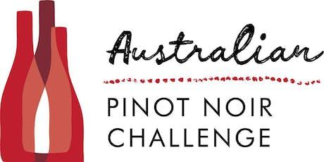 Australian Pinot Noir Challenge Presentation Dinner tickets