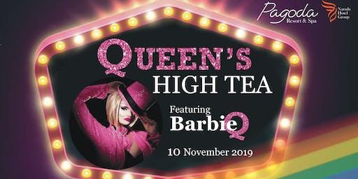 Queen's High Tea