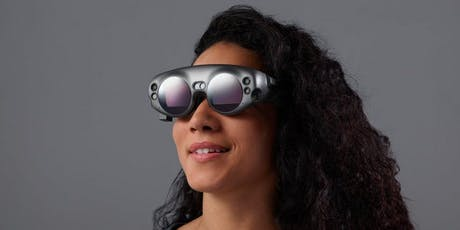 Into the Magicverse: Developing on Magic Leap tickets
