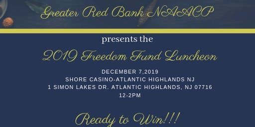 2019 Freedom Fund Luncheon