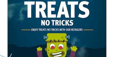 Riverlink Halloween Treats No Tricks