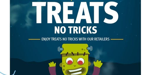 Riverlink Halloween Treats No Tricks