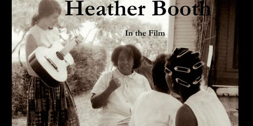 Heather Booth in the Film CHANGING THE WORLD  Directed by Lilly Rivlin