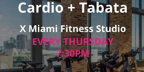 Cardio + Tabata by Stay Golden Miami tickets