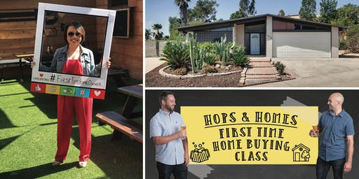 Free First Time Home Buyer Event in San Diego - Hops and Homes (NORTH PARK)
