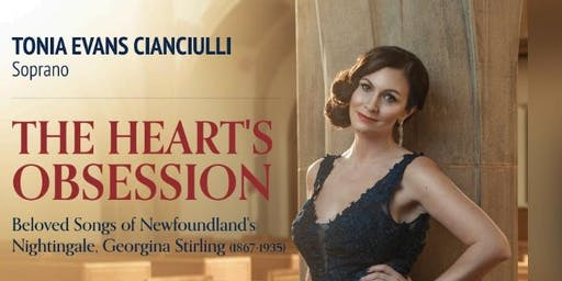 Toronto Official Book/Album Launch/Performance 'THE HEART'S OBSESSION'