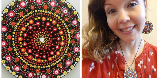 Mandalas and Mindfulness - Painting Mandalas Big or Small
