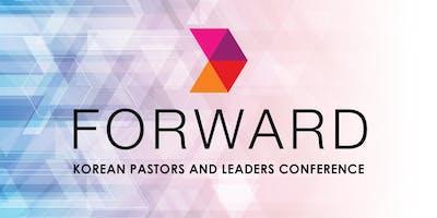 Forward Korean Pastors and Leaders Conference