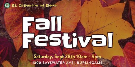 St Catherine of Siena Fall Festival