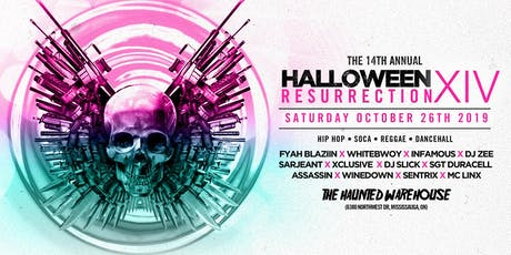 Halloween Resurrection 2019 tickets