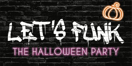 """Let's Funk """"The Halloween Party"""" tickets"""