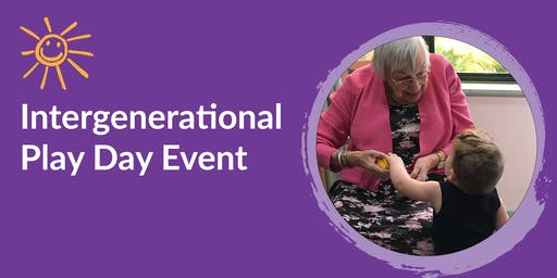 Intergenerational Play Day Event - Bethanie Peel
