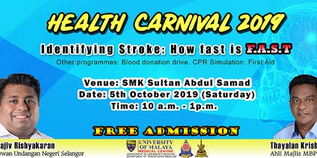 Health Carnival 2019 tickets