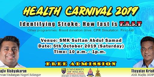 Health Carnival 2019