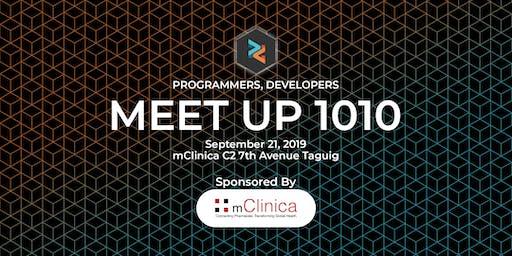 PD Meetup 1010