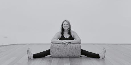 Yoga Nidra and Restorative Yoga Teacher Training UBUD tickets