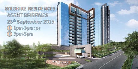 WILSHIRE RESIDENCES - ICB/ECB Briefing tickets