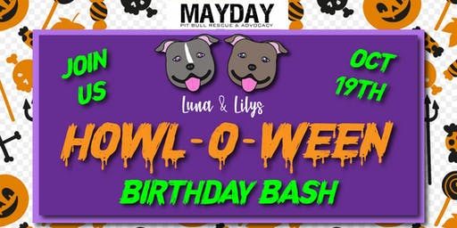 Luna and Lily's Howl-o-ween Birthday Bash