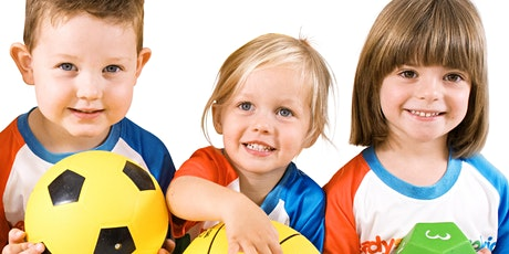 Stockland Foreshore QLD - Ready Steady Go Kids: Multi Sports Program tickets