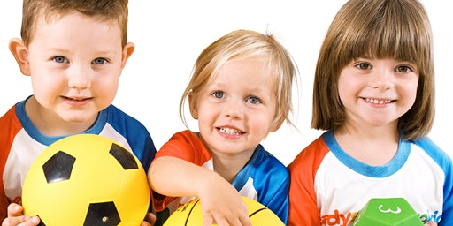 Stockland Foreshore QLD - Ready Steady Go Kids: Multi Sports Program