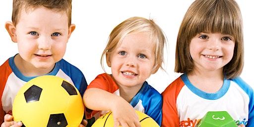 Stockland Foreshore QLD - Ready Steady Go Kids: Multi Sports Program