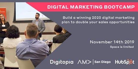 Digital Marketing Strategy Bootcamp tickets