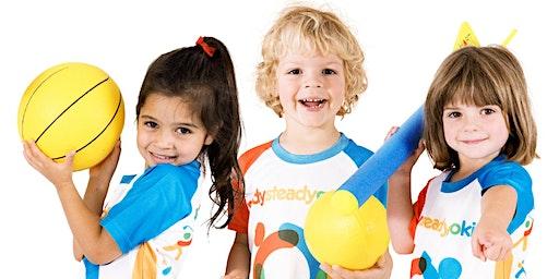 Stockland McKeachies Run NSW - Ready Steady Go Kids: Multi Sports Program 18-19