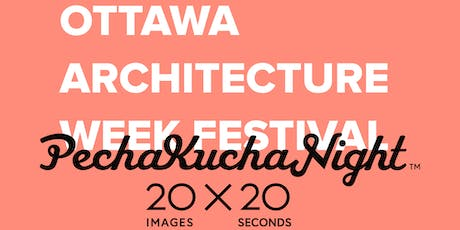 Pecha Kucha (OAW edition) tickets