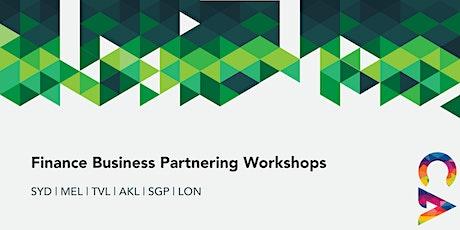 Finance Business Partnering Workshop SYDNEY tickets