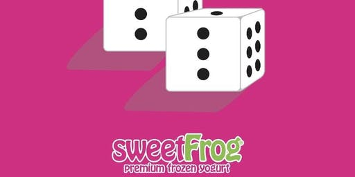 Family Game Night at sweetFrog Laurel