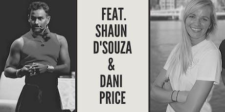 Purpose Project: Talking 'Mental Illness' Feat. Shaun D'Souza & Dani Price tickets