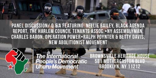 Turn Imperialist Wars into Wars Against Imperialism: Black Power Now