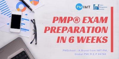 360º PMP® - PMP® EXAM PREPARATION IN 6 WEEKS